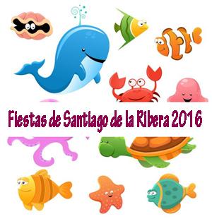 Fiestas de Santiago de la Ribera 2016