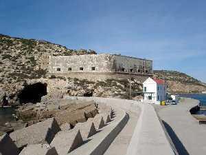 Fuerte de Navidad en Cartagena