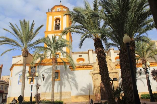 Iglesia de San Cristóbal de  Lorca