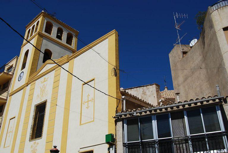 Iglesia Nuestra Sñra.del Rosario de Puerto Lumbreras