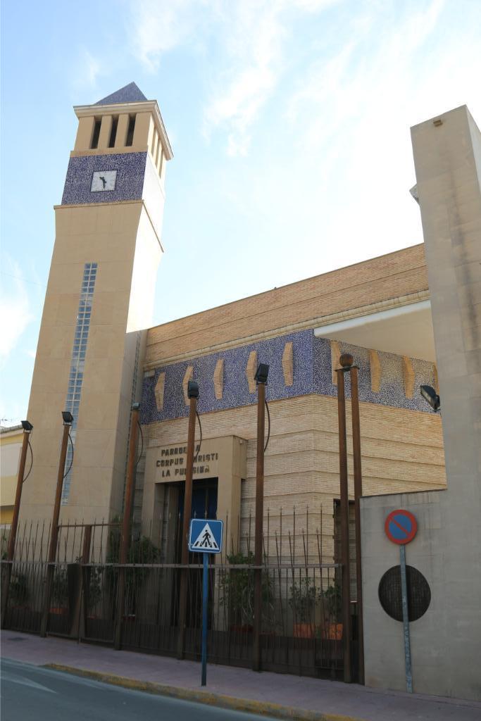 Iglesia Parroquial del Corpus Christi - La Purísima en Archena