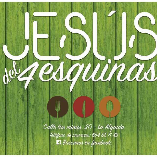 Restaurante  Jesús del 4 Esquinas de la Algaida