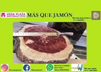 Más que Jamón en Centro Comercial Vega Plaza en  Molina de Segura