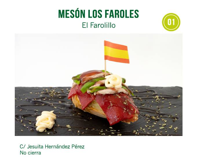 Mesón Los Faroles en  Molina de Segura