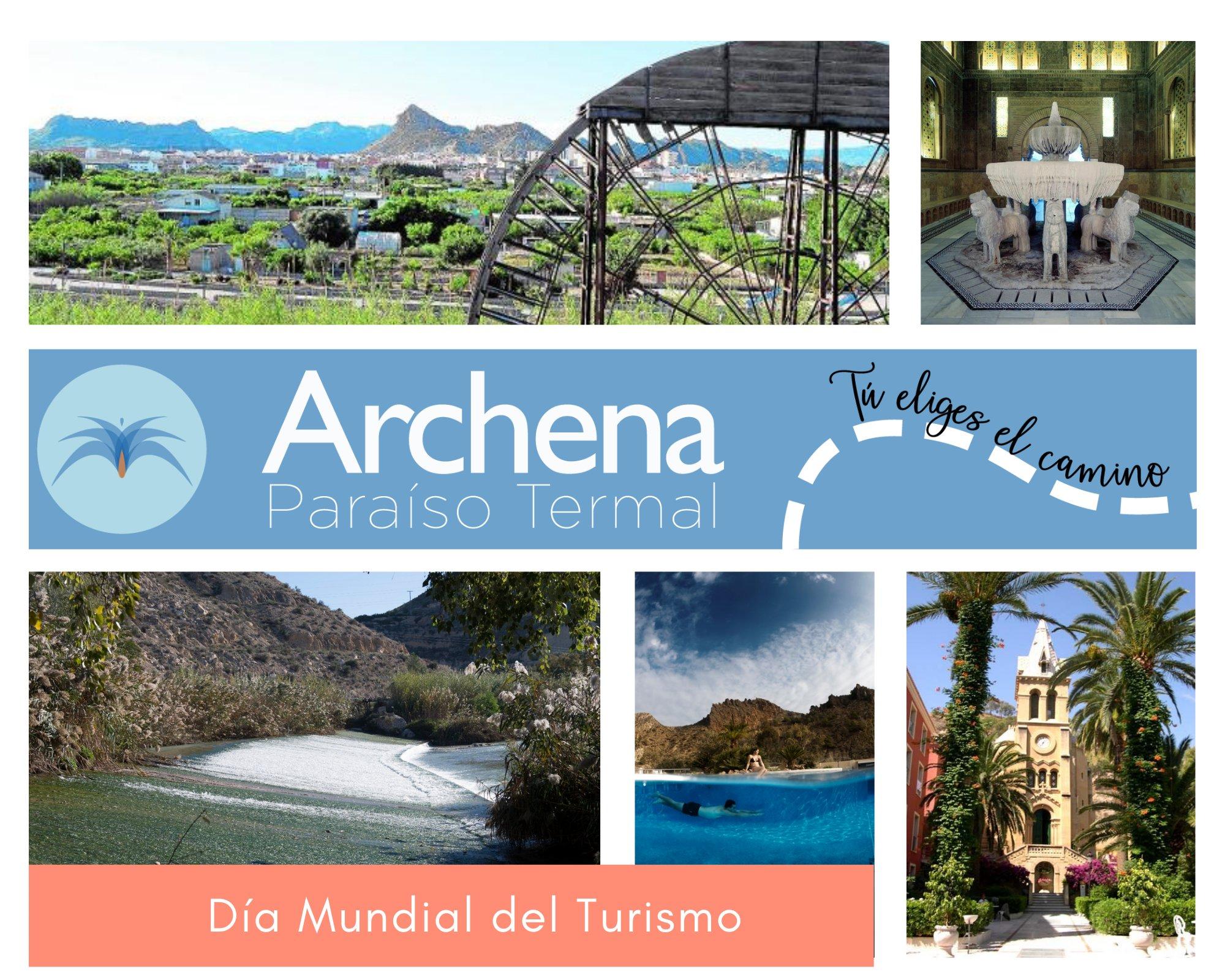 Oficina de Turismo de Archena