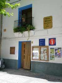 Oficina de Turismo de Molinicos