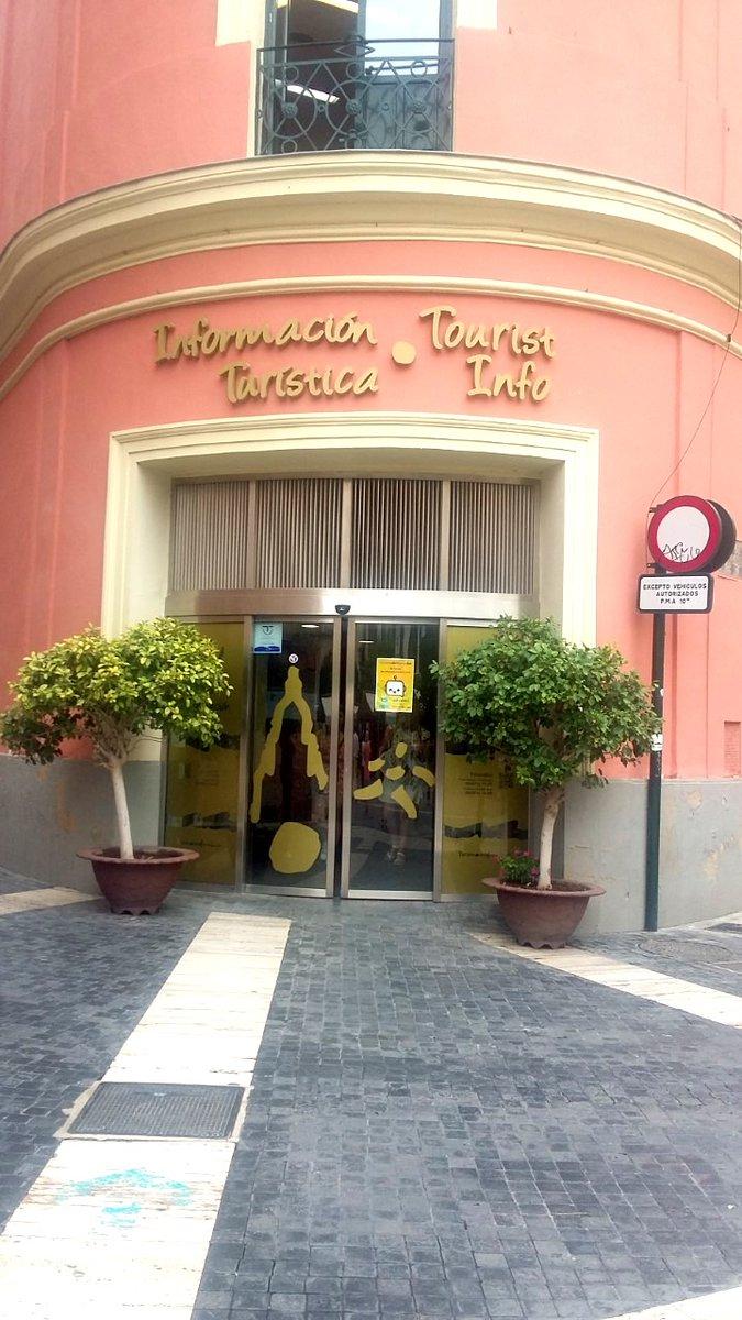 Oficina de Turismo de Murcia