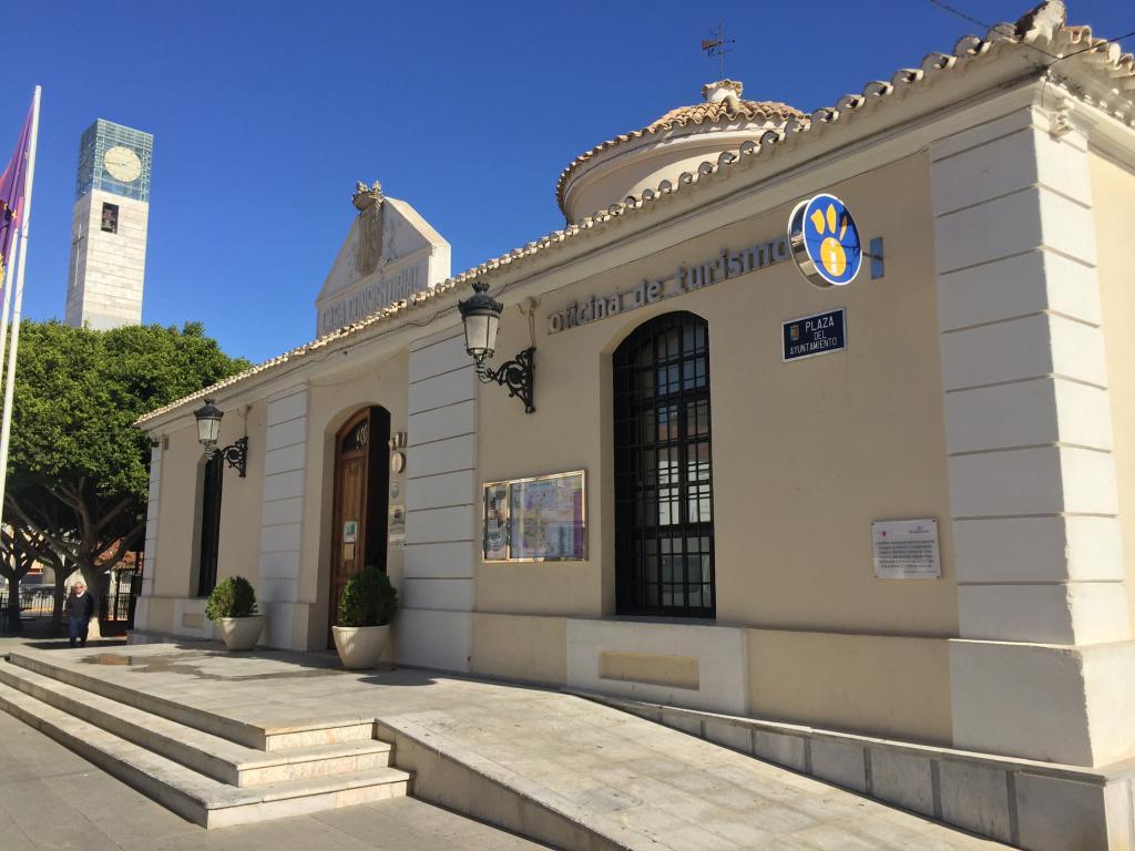Oficina de Turismo de Torre Pacheco