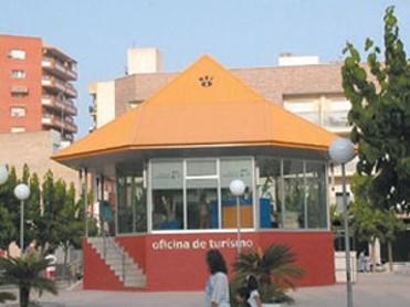 Oficina de turismo del puerto de mazarr n la gu a w la for Oficina turismo murcia