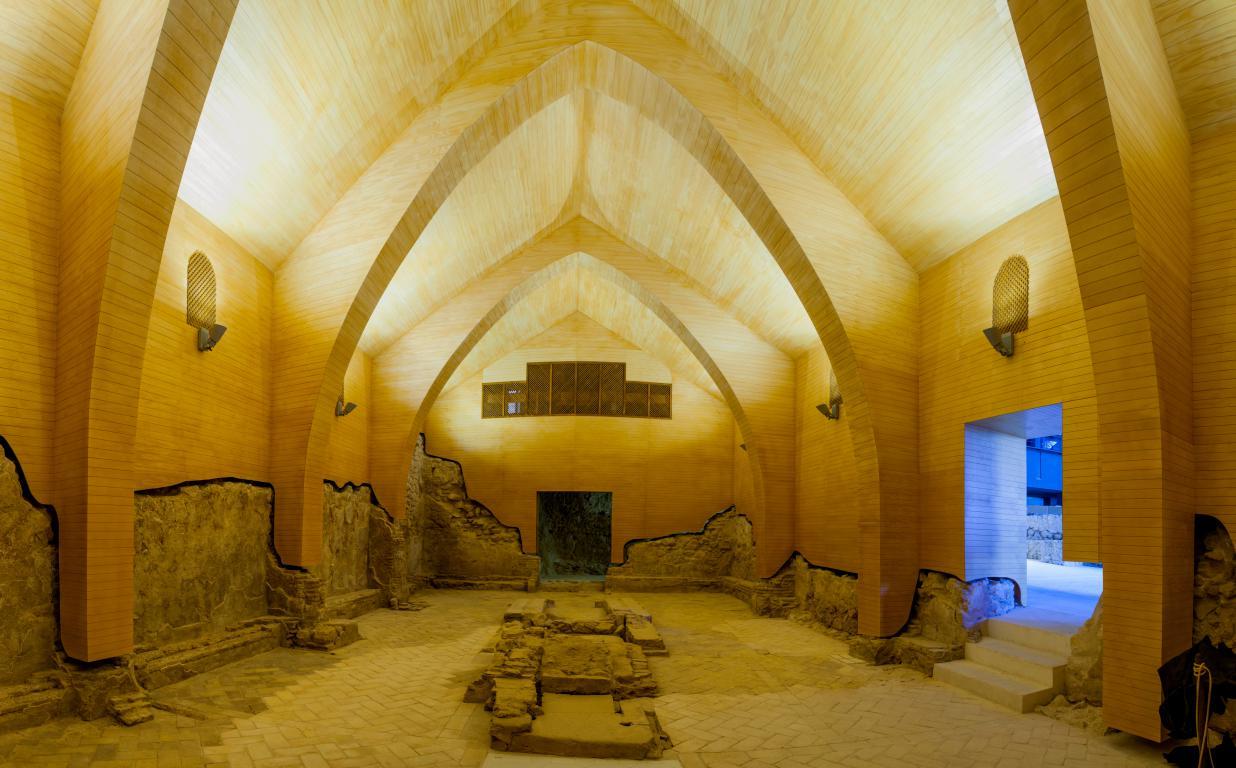 Parque Arqueológico del Castillo y Sinagoga de Lorca