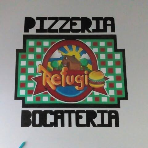 Pizzería El Refugio de Marina