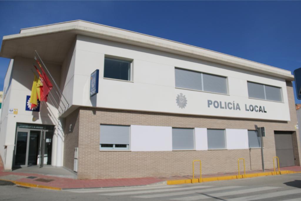 Policia municipal de Archena