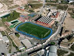 Polideportivo Municipal Ángel Sornichero de Alcantarilla