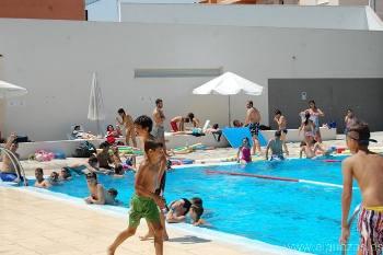 Polideportivo y Piscina Municipal Alguazas