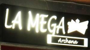 Pub Mega en Archena