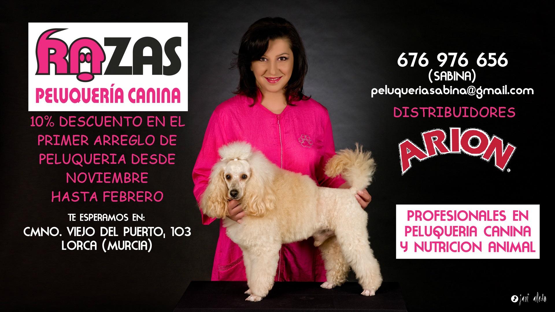 RAZAS Peluqueria Canina
