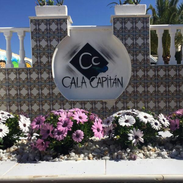 Restaurante Cala Capitan