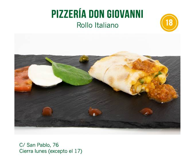 Restaurante Pizzería Don Giovanni