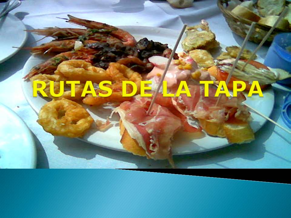 Rutas de La Tapa de La Región de Murcia