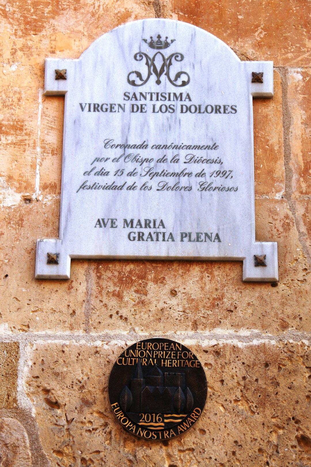 Parroquia Santísima Virgen de los Dolores de Lorca