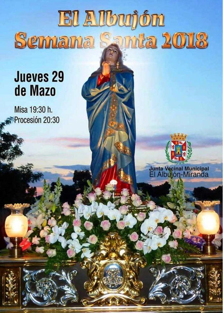 Semana Santa de El Albujón