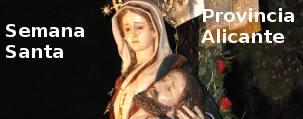 Semana Santa de la Provincia de Alicante