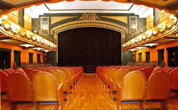 Teatro Bernal de El Palmar