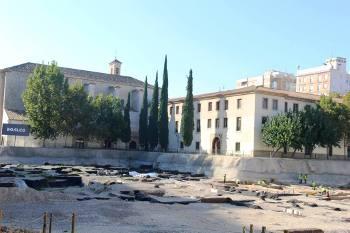 Yacimiento Arqueológico de San Esteban en Murcia