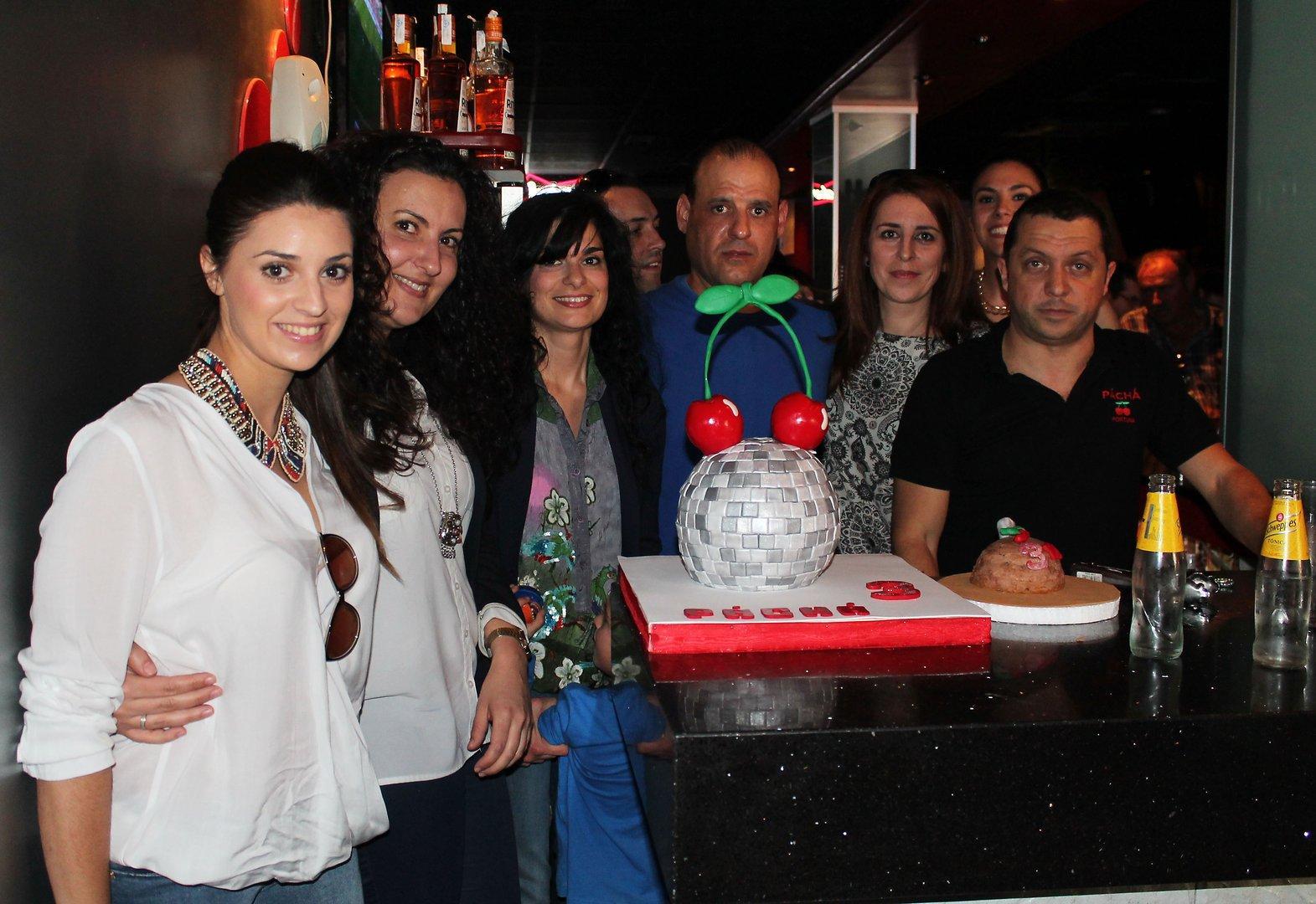 3 Aniversario Pacha Fortuna 2014
