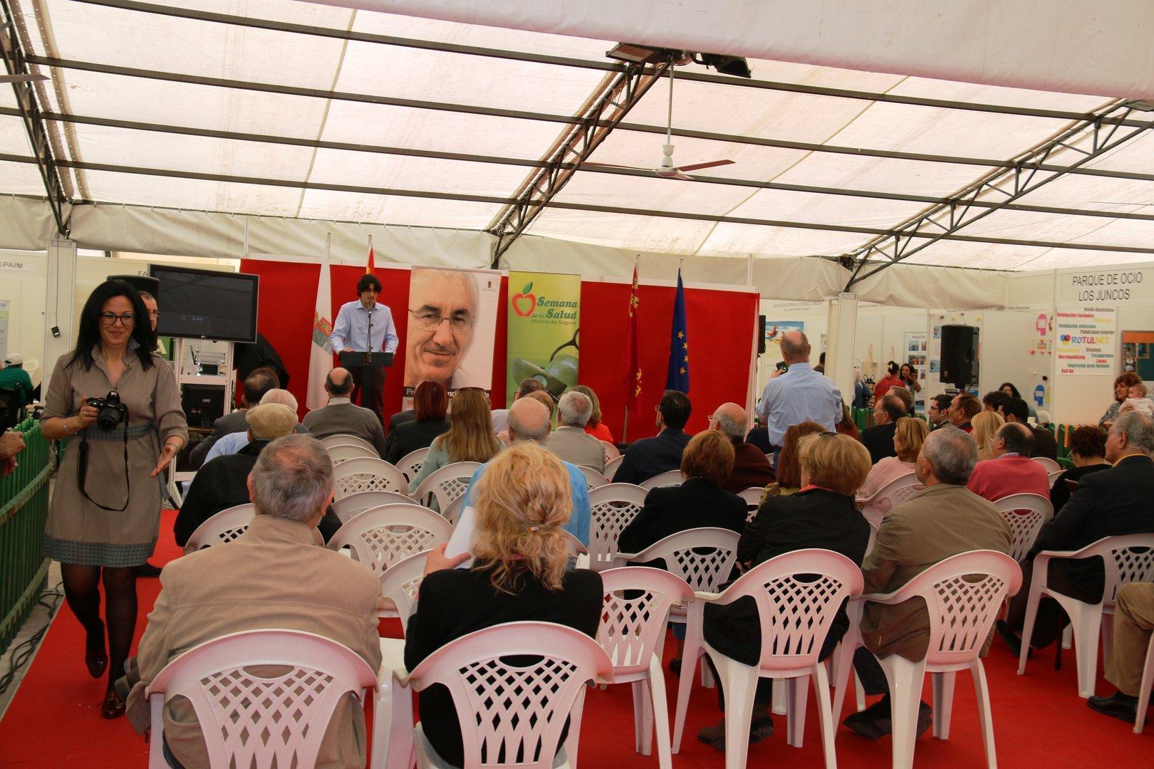 Semana de La Salud 2017 en Molina de Segura