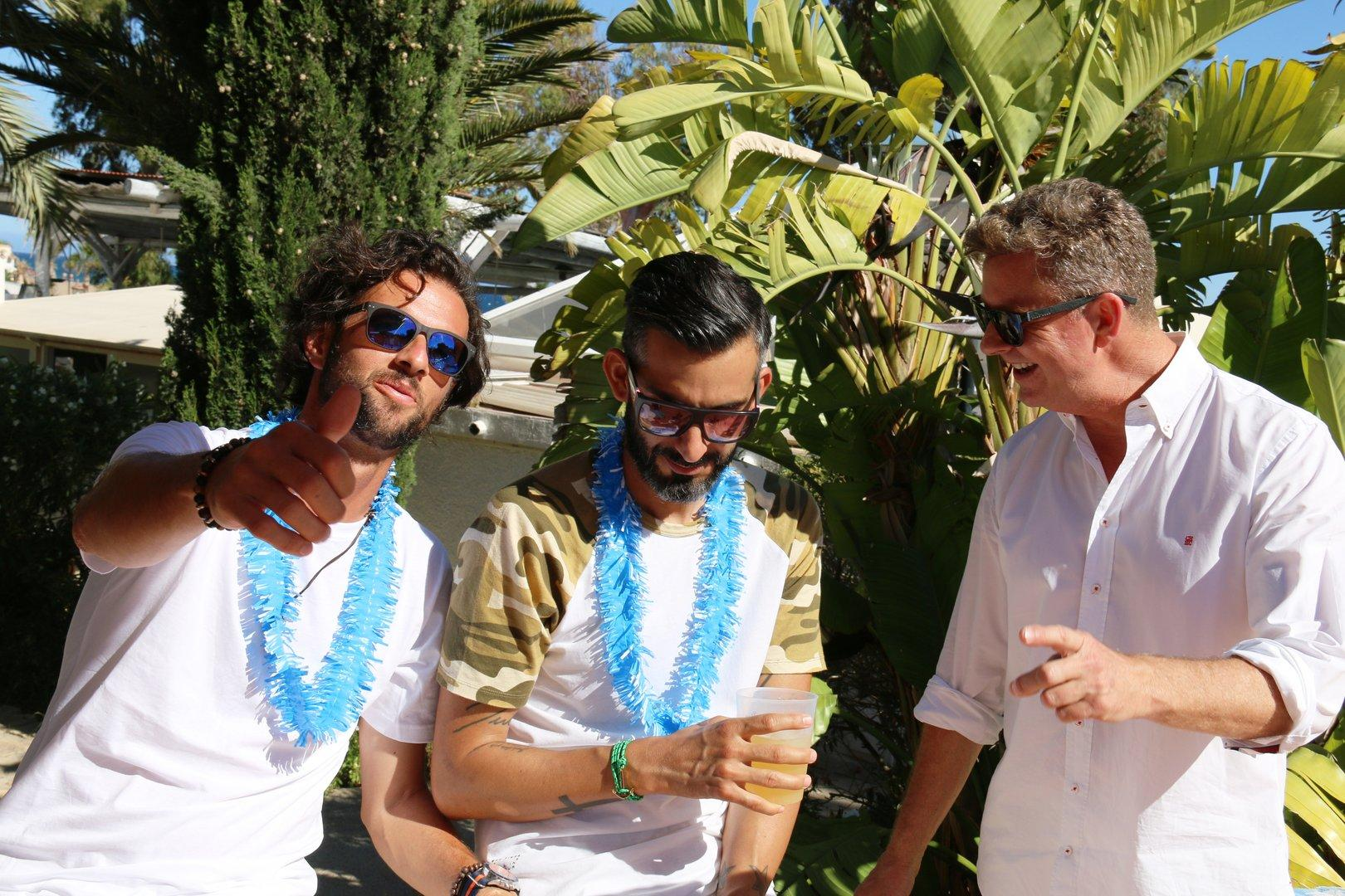 Celebra tu Cumpleaños en Oasis las Palmeras-Bolnuevo