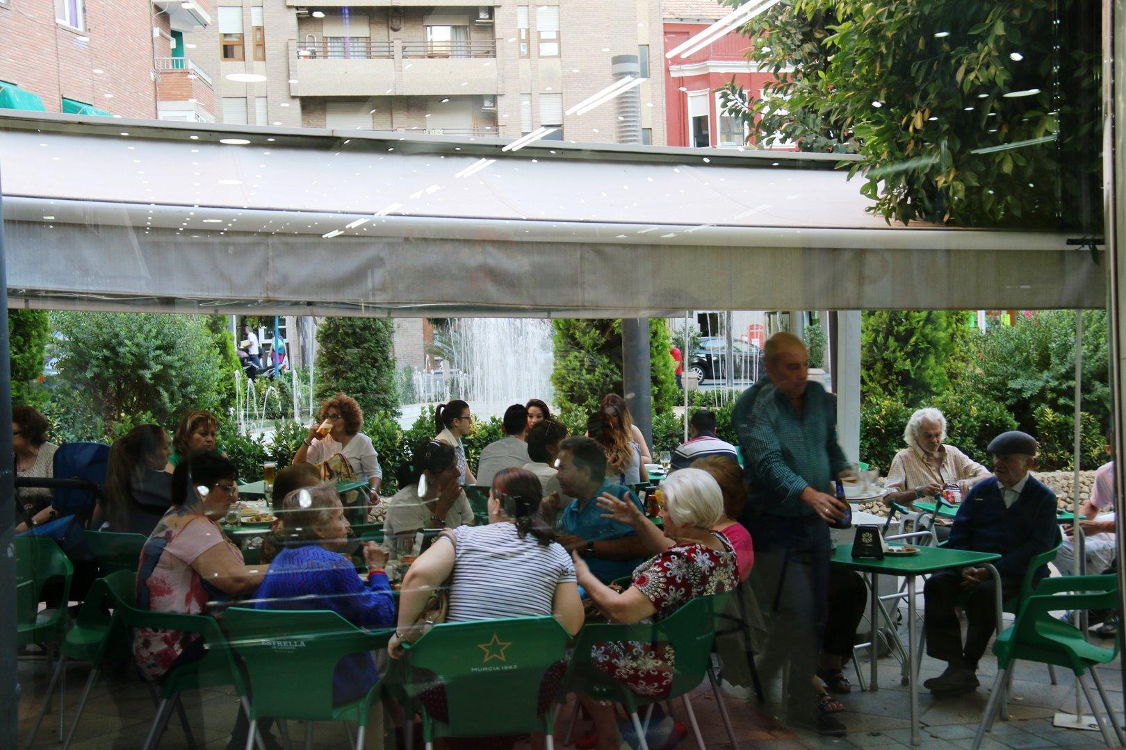 Inauguración La Fuente Café-Bar de Molina de Segura
