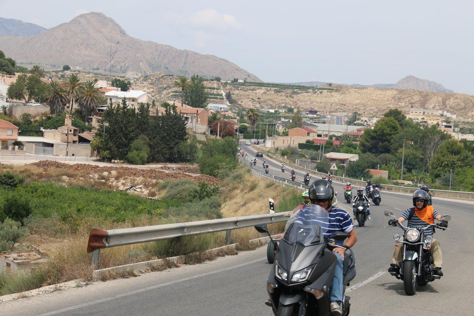 VIII Corpus sobre Ruedas 2017 en Candela Archena
