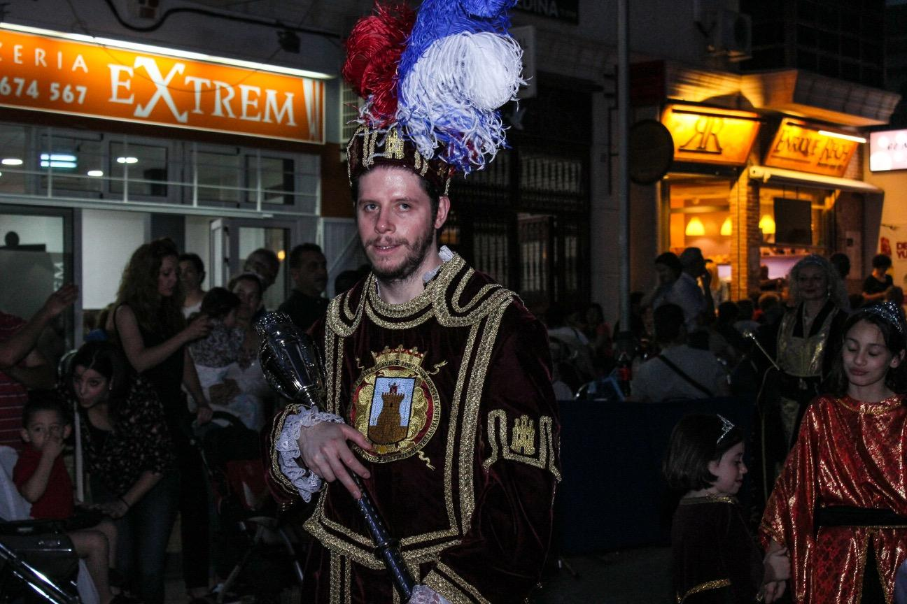 Desfile Moros y Cristianos Fiestas Archena 2015
