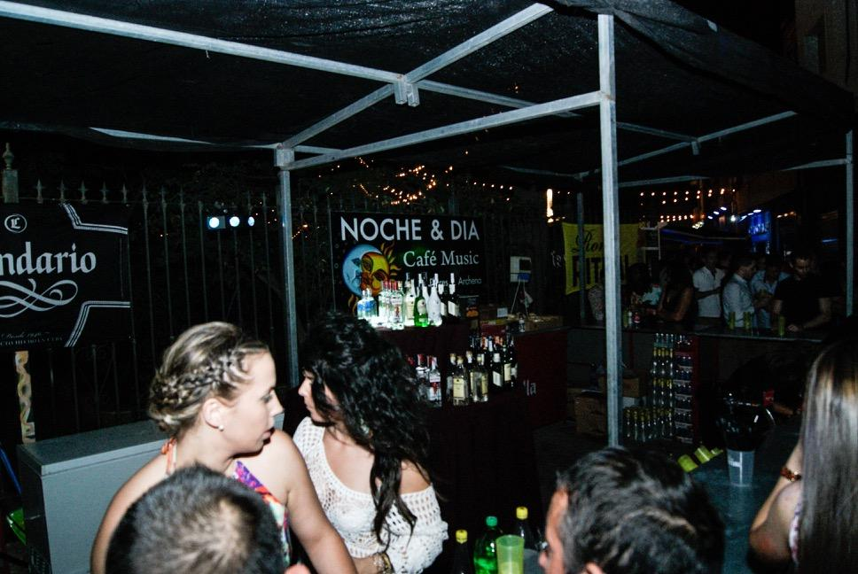 Noche Joven en Fiestas de Archena