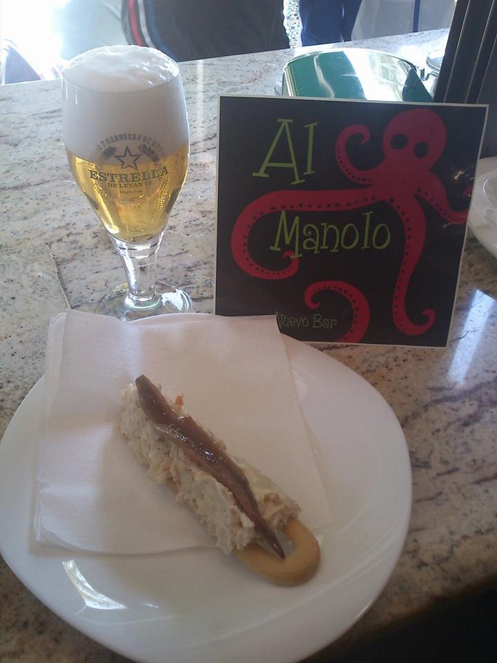 Te esperamos en el Nuevo Bar Al Manolo