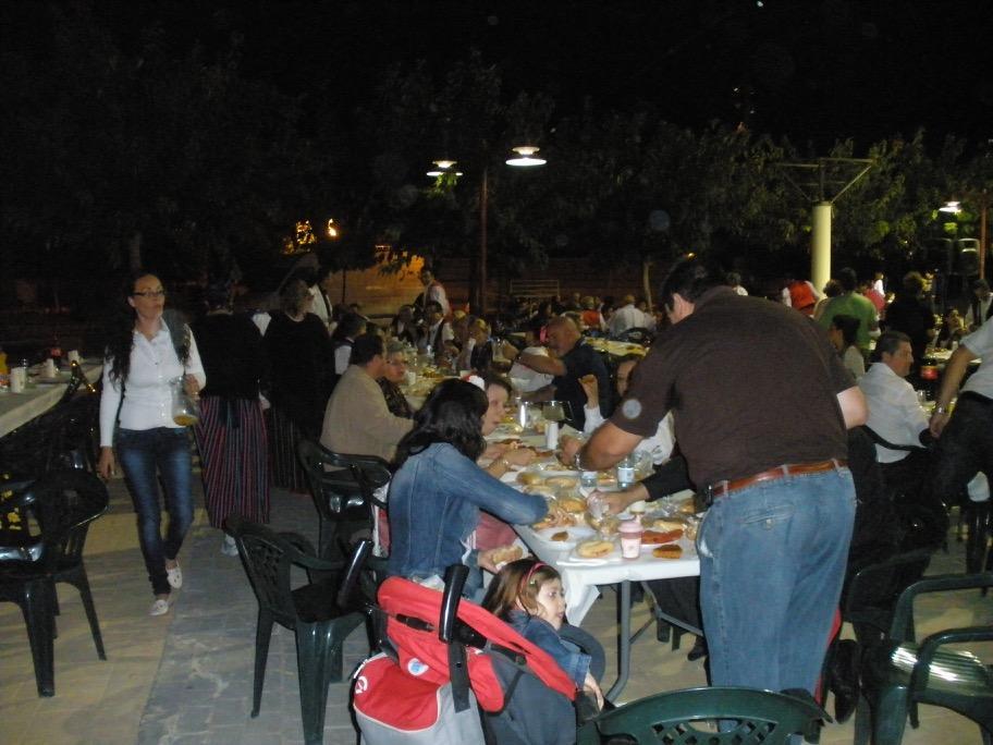 Fiesta Rociera Lorquí 2011