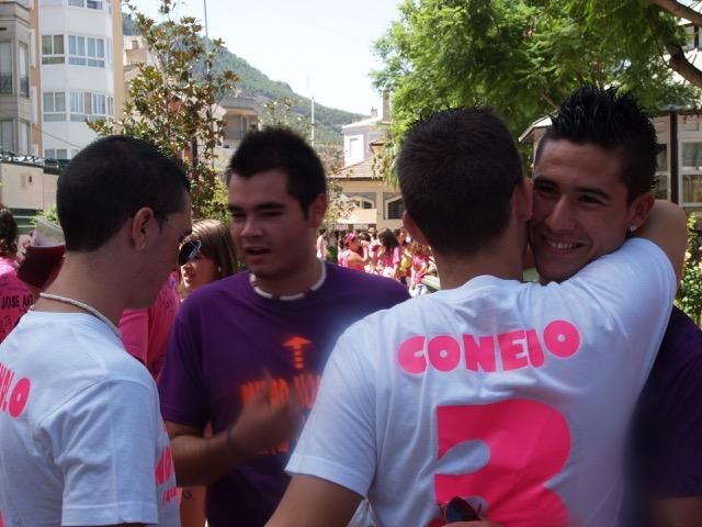 Campeonato 2010 Lanzamiento de Huesos de Oliva