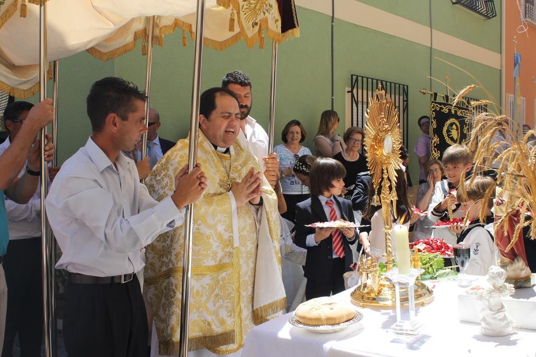 Corpus Christi 2015