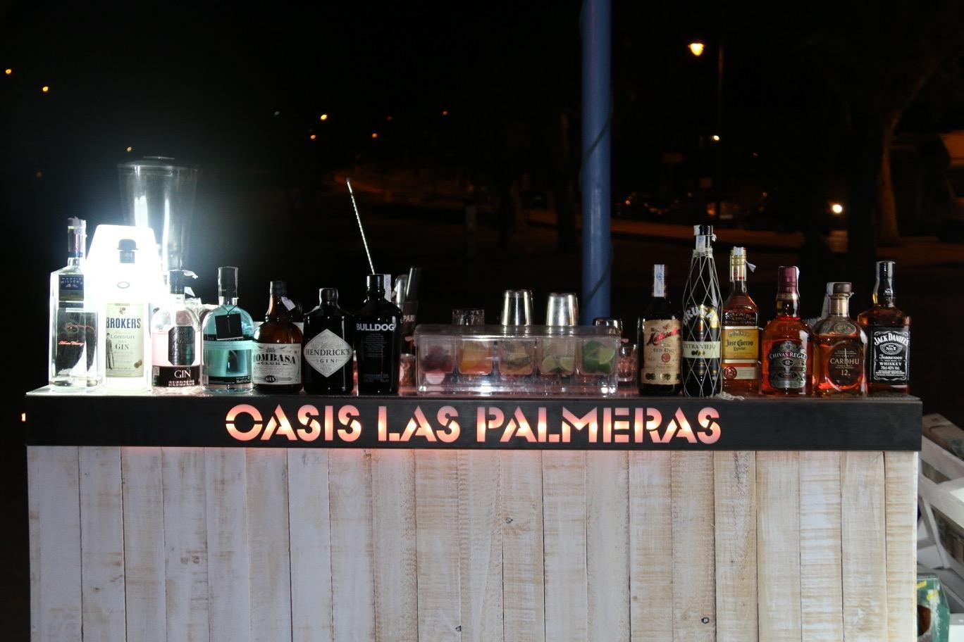 Celes Dj en Oasis Las Palmeras