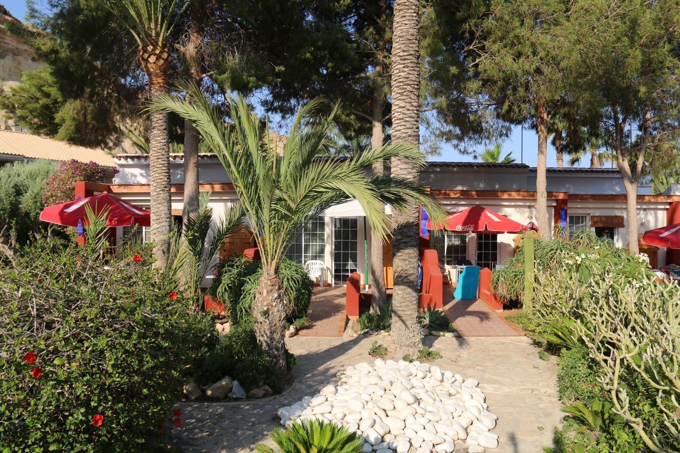 Instalaciones Oasis de Las Palmeras