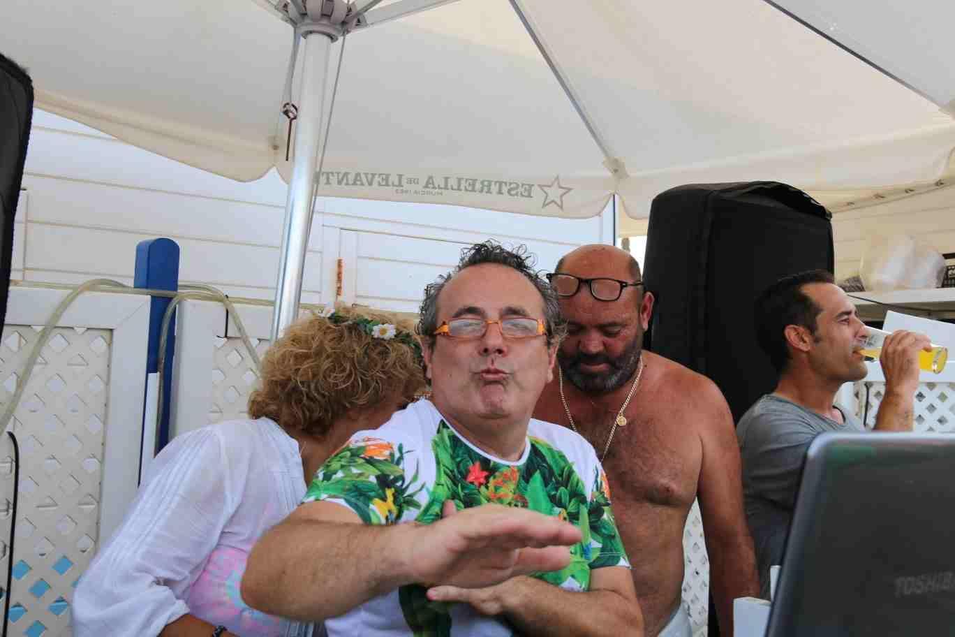 Celes Dj en El Pirata - 18.07.2015