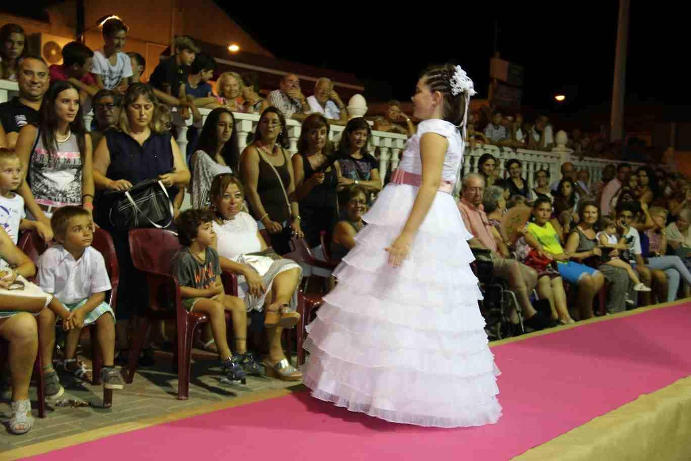 Desfile de Moda. Fiestas de Los Belones
