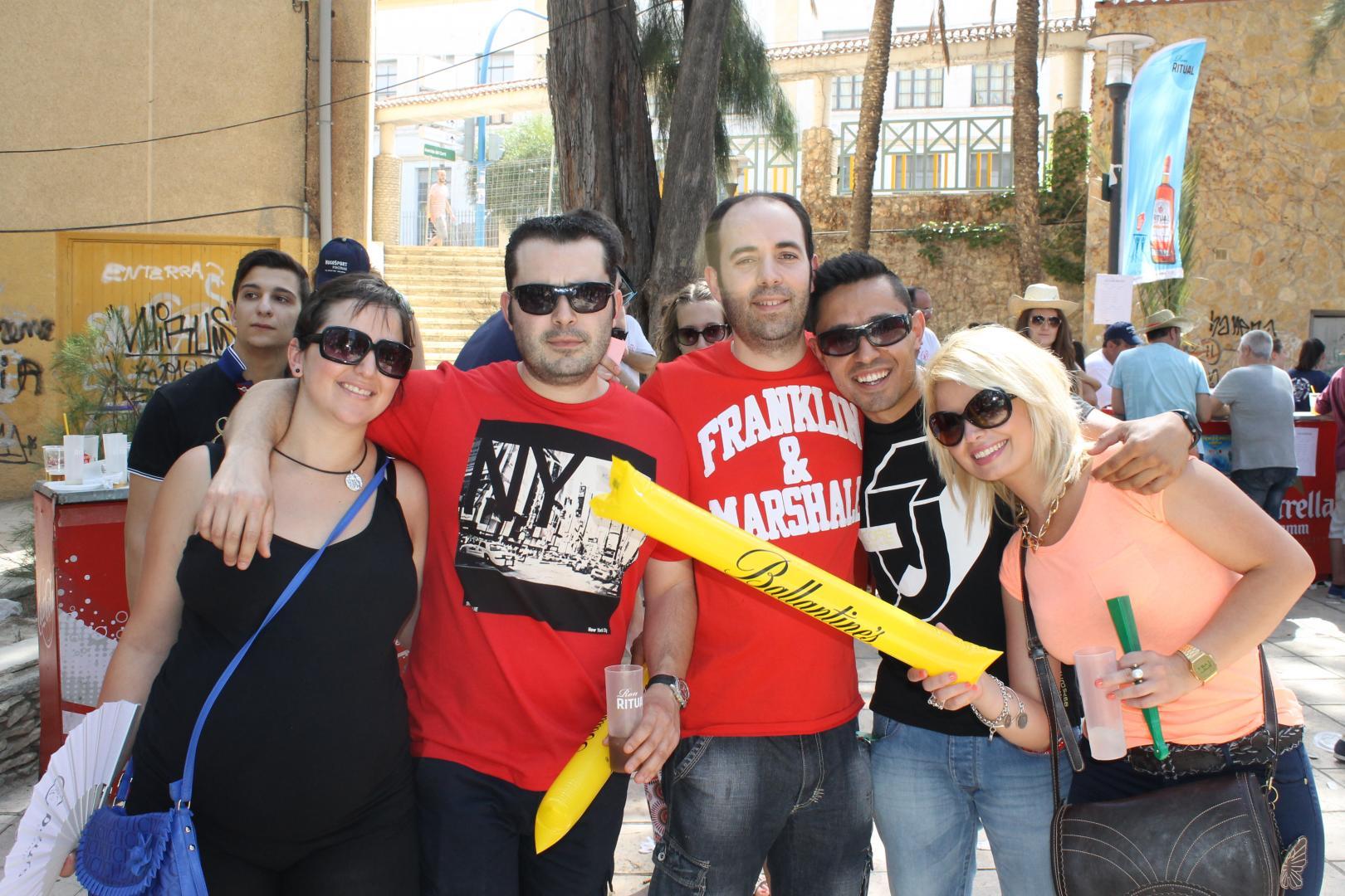 VI FERIA DE DÍA CANDELA 2014