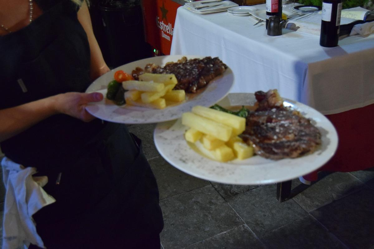"""Fiestas Patronales 2015 - Concierto """"Granujas de Medio Pelo"""""""