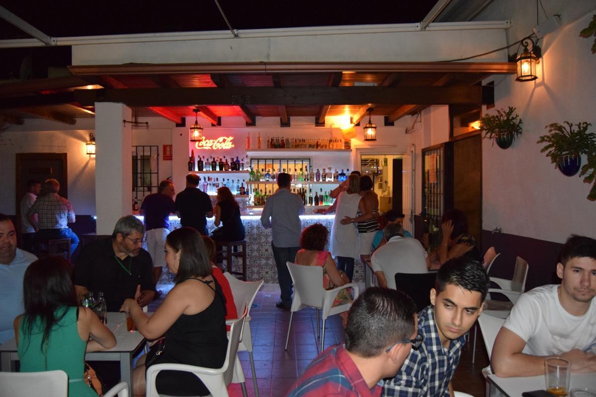 Fiestas Ceutí 2015 en La Casa Pintada