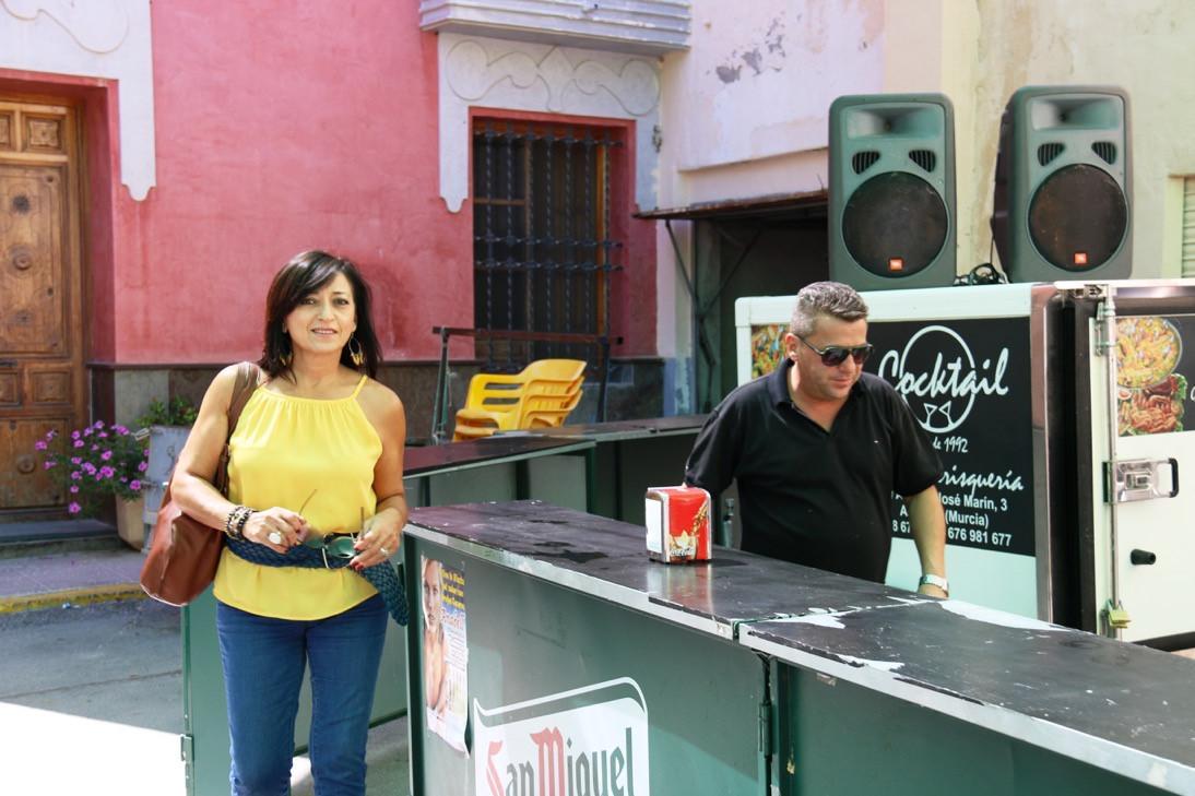 Mariscada, Fiestas Patronales 2015