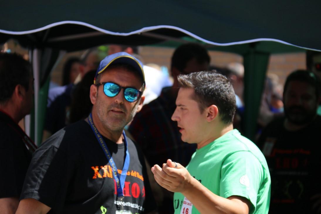Campeonato 2015 Lanzamiento de Huesos de Oliva