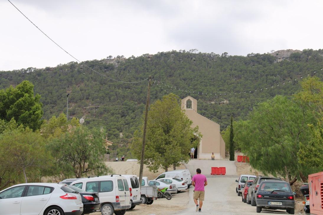 Fiestas del Campillo. Ermita