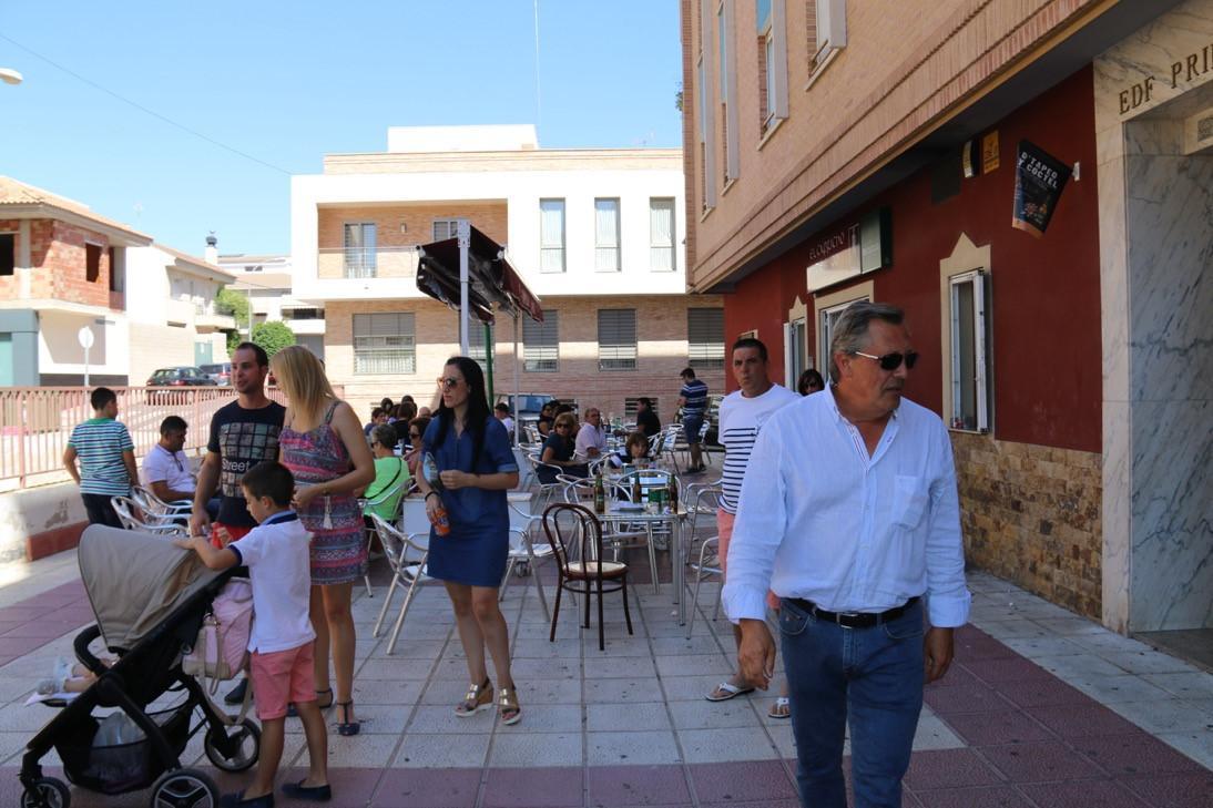 Bar Zerámika ruta tapa molina 2015